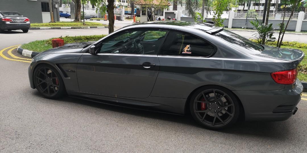 BMW 335i M Sport Auto