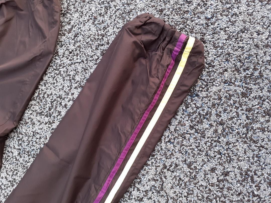 Celana Training Running Trackpants Stripe