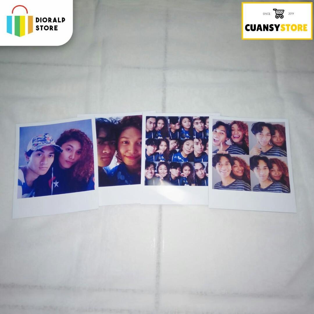 Cetak Foto Polaroid