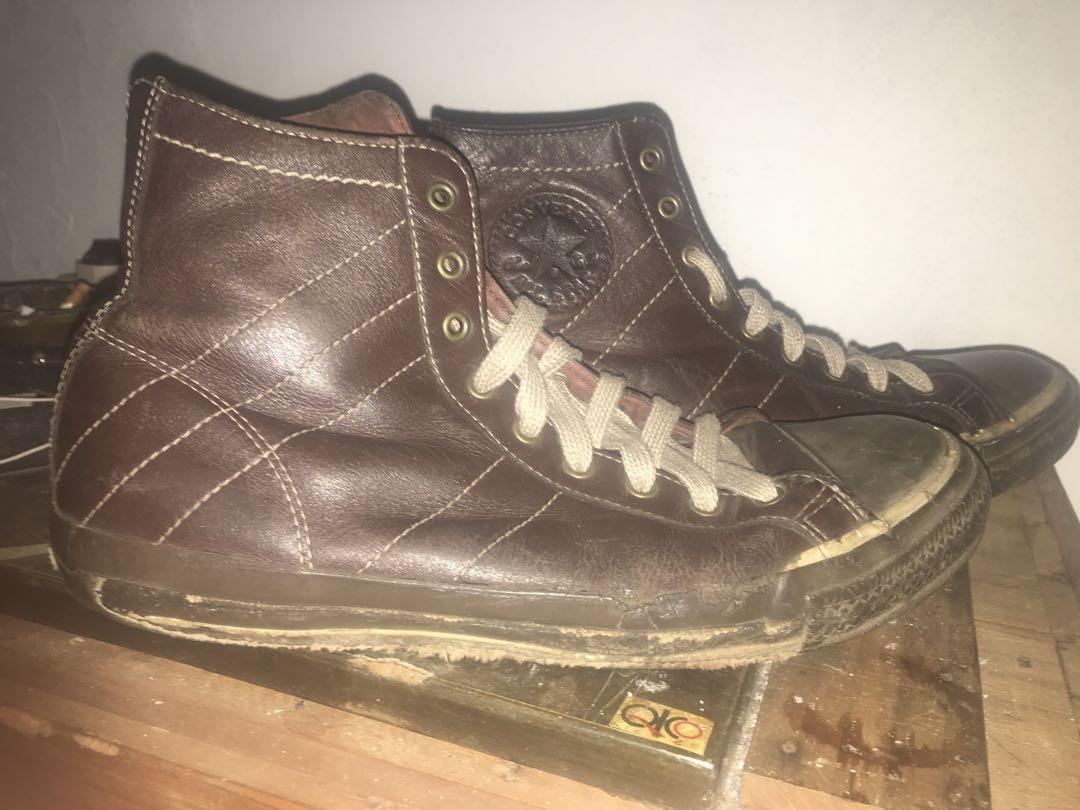 Converse brown leather original