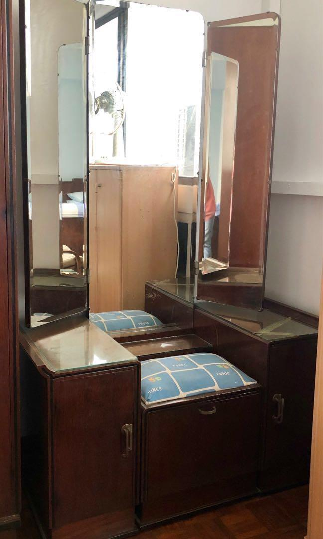 online store c0205 a67bd CURRENTLY NOT AVAILABLE - Dressing Table With Mirror ...