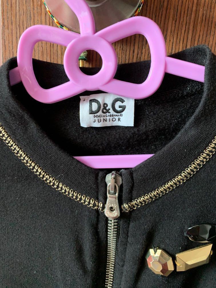 D&G Junior Jacket