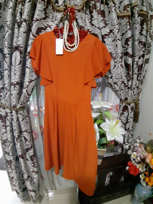 Dress - Oranye