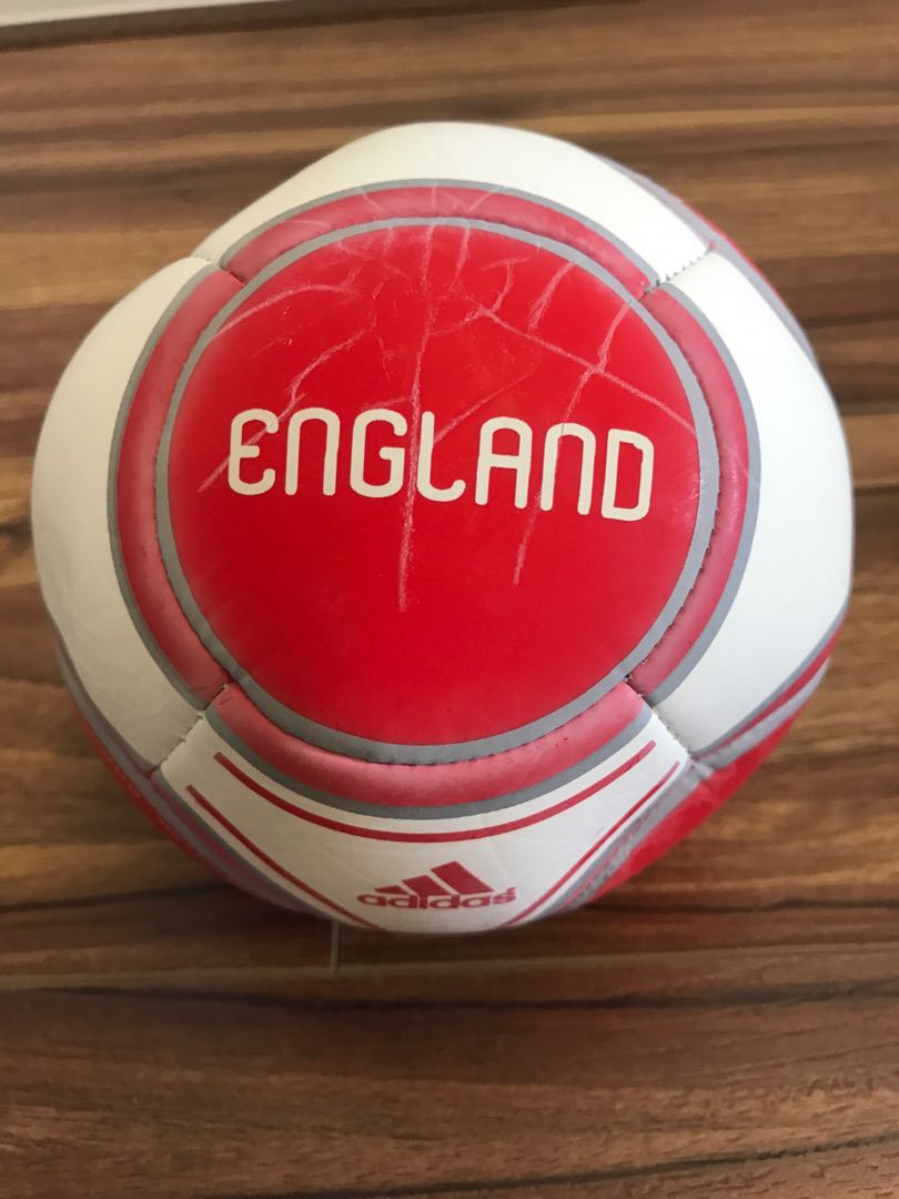 e5275e6f53bc5 EPL England New Adidas Collectable Football Mini Ball South Africa 2010  FIFA (not inflated yet)