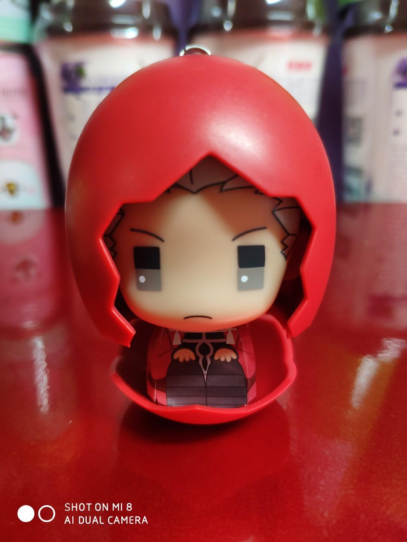 Fate/Grand Order FGO扭蛋公仔