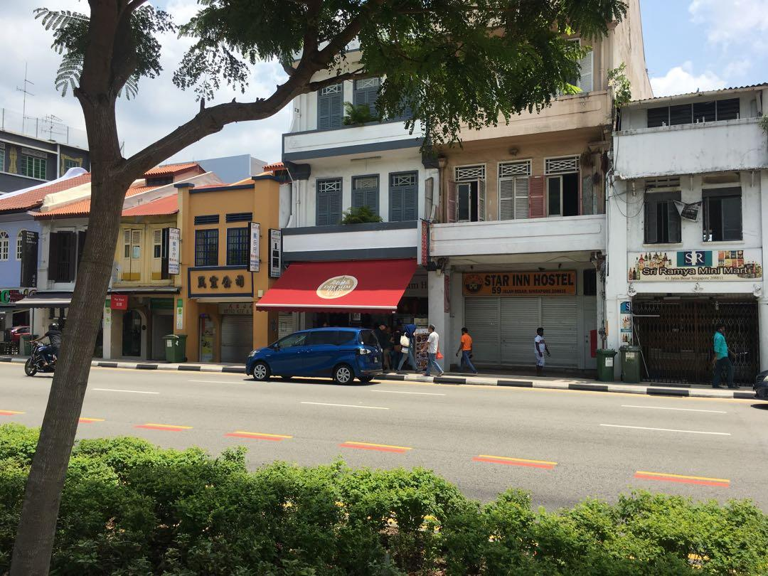 F&B shop rent opposite Jalan Besar MRT