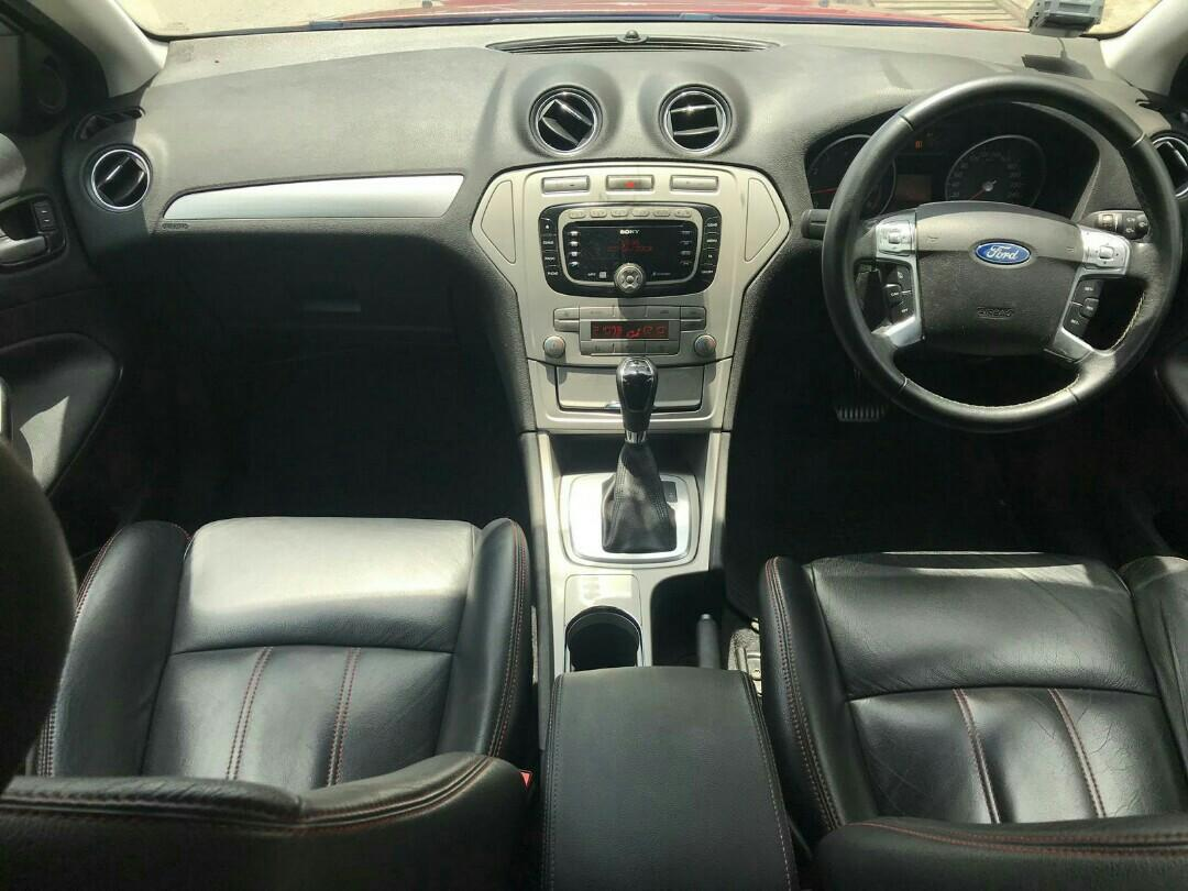 Ford mondeo for rent