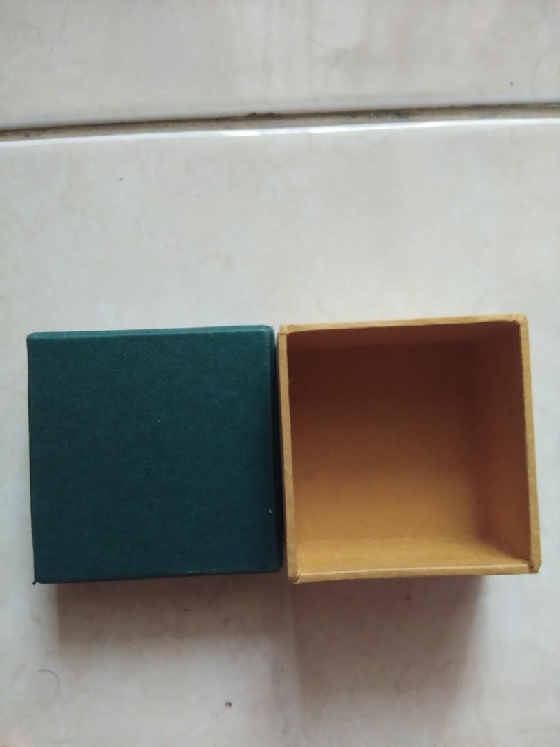 #cintaibumi Gift Box // Kotak Kado // Kotak Cincin