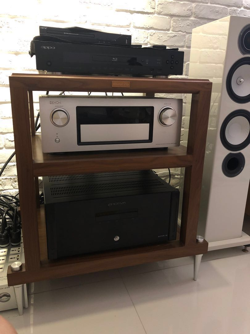 Guizu audio/ HT racks, Electronics