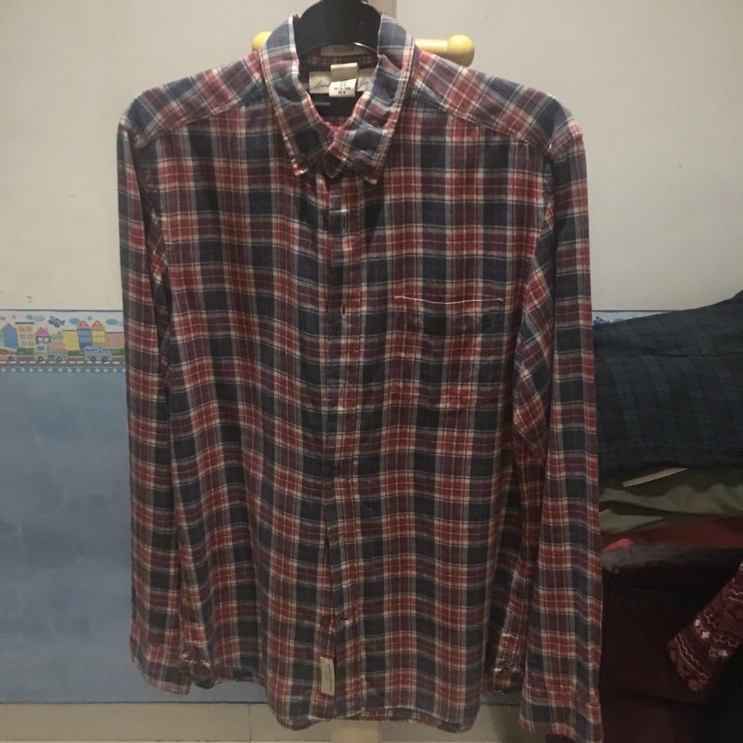 H&M Kemeja Flannel