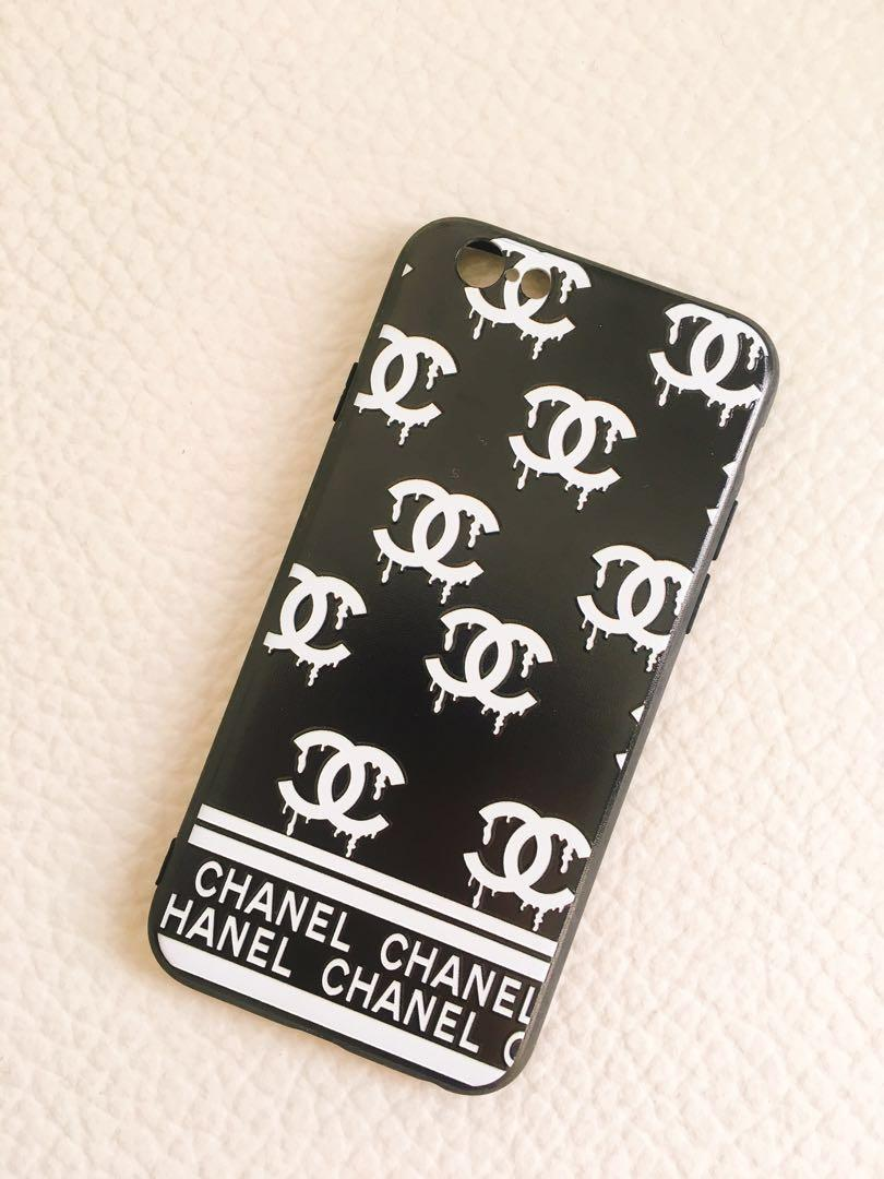 iPhone 6/6s 潮牌小香風Chanel手機殼