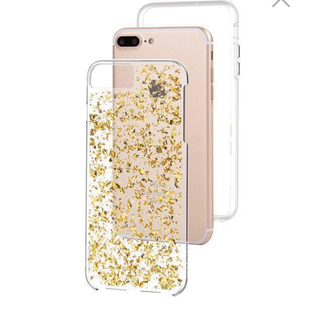 iPhone 7/8 PLUS | Gold Karat Case