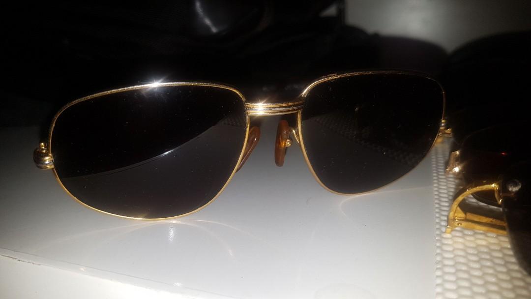 Kacamata Cartier authentics dijual