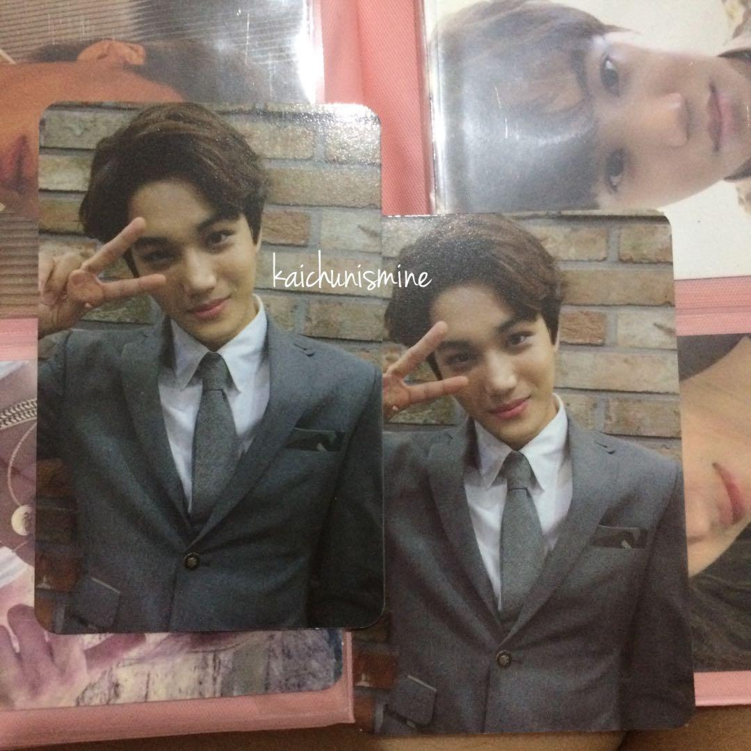 Kai Growl Photocard