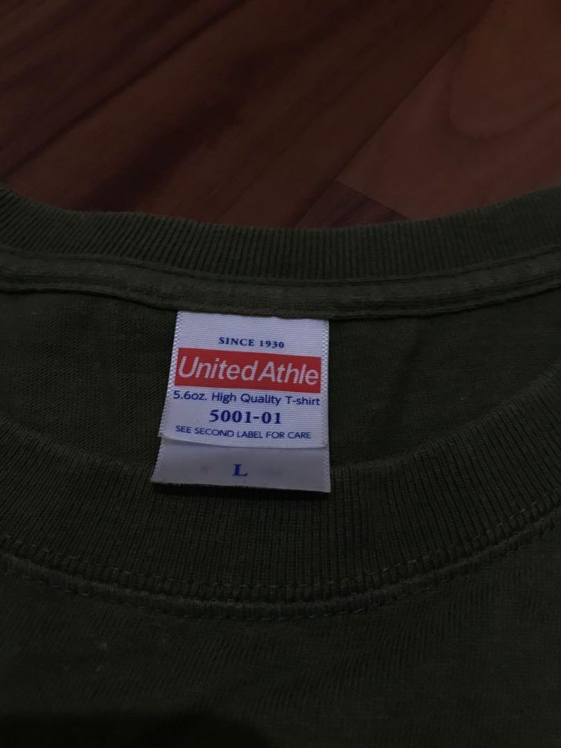 Kaos local brand japan
