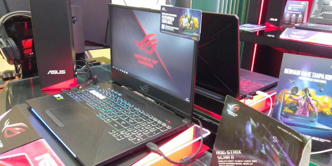 Laptop Asus vivobook new