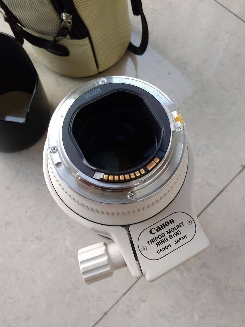 Lensa Tele Canon 70-200 F2.8 L USM