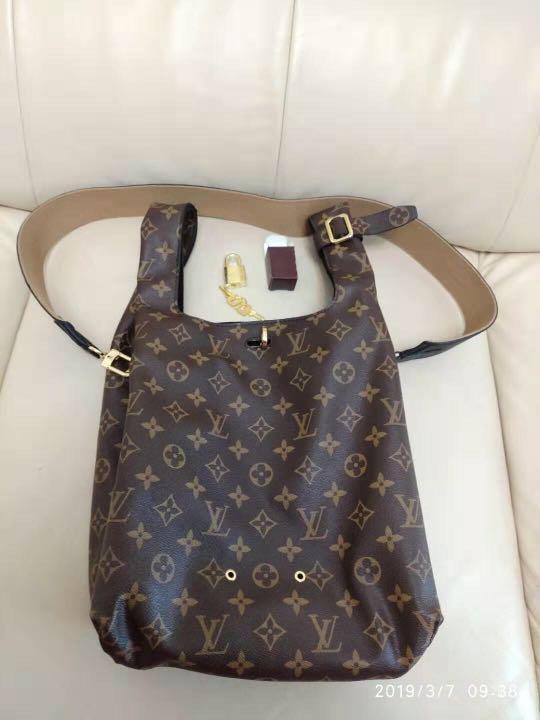 Louis Vuitton 2 ways tote bag