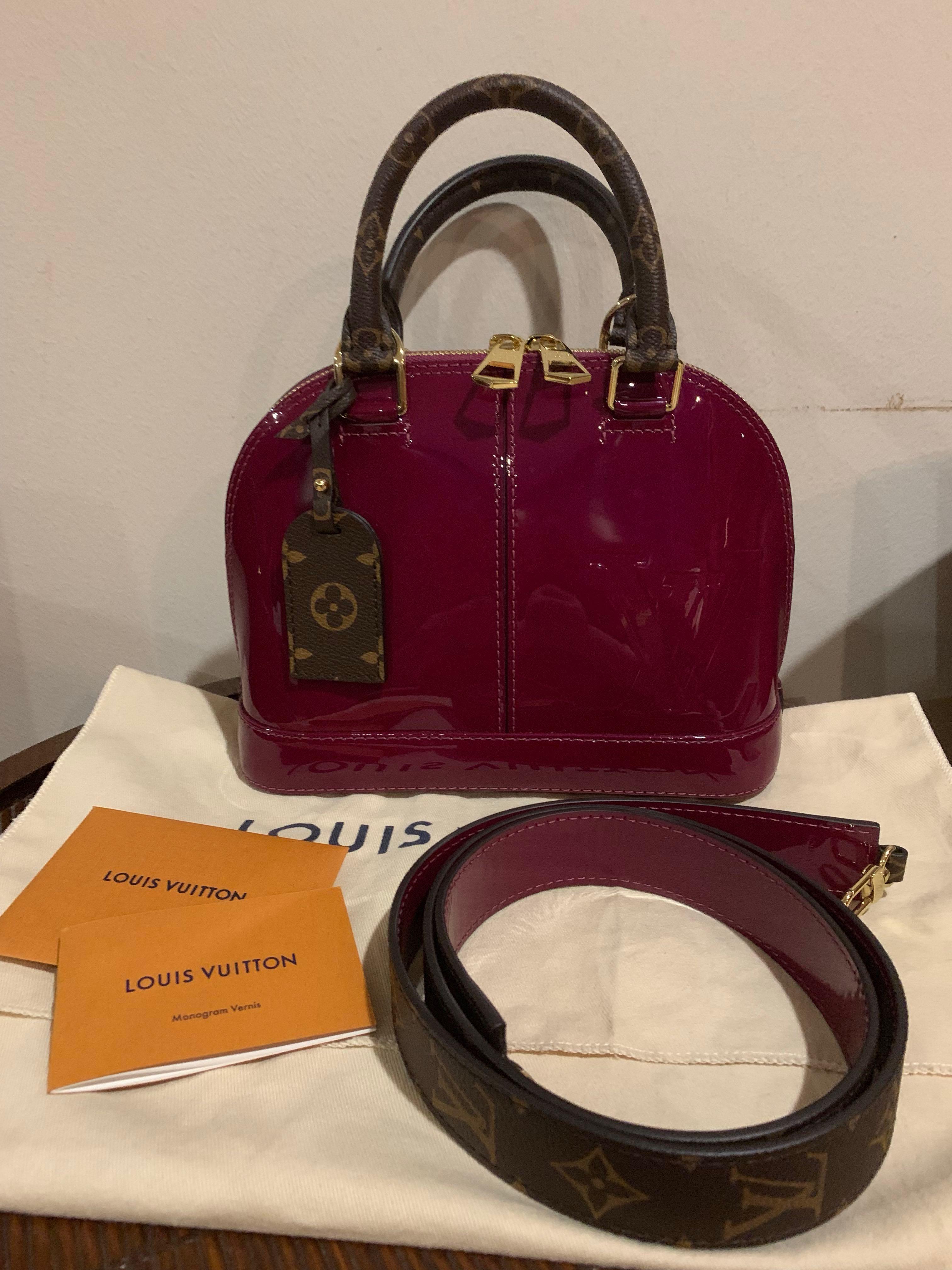 cc8abeec4 Louis Vuitton (LV) Alma BB, Luxury, Bags & Wallets, Handbags on Carousell