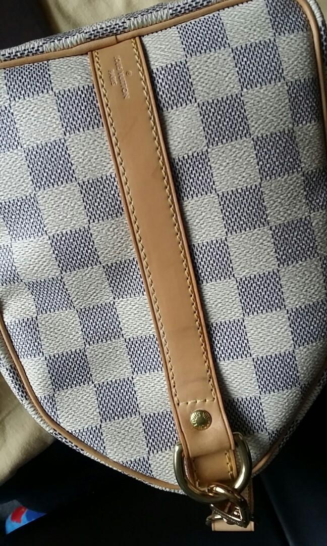 Louis Vuitton Speedy 25 Bandouliere Damier Azure