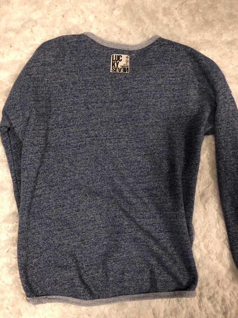 Lucky 7 sweater