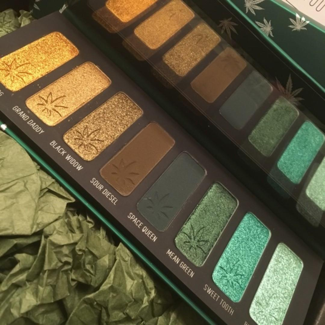 Melt Cosmetics Smoke Sessions Palette [Brand New & Authentic] Price is Firm, No Swaps