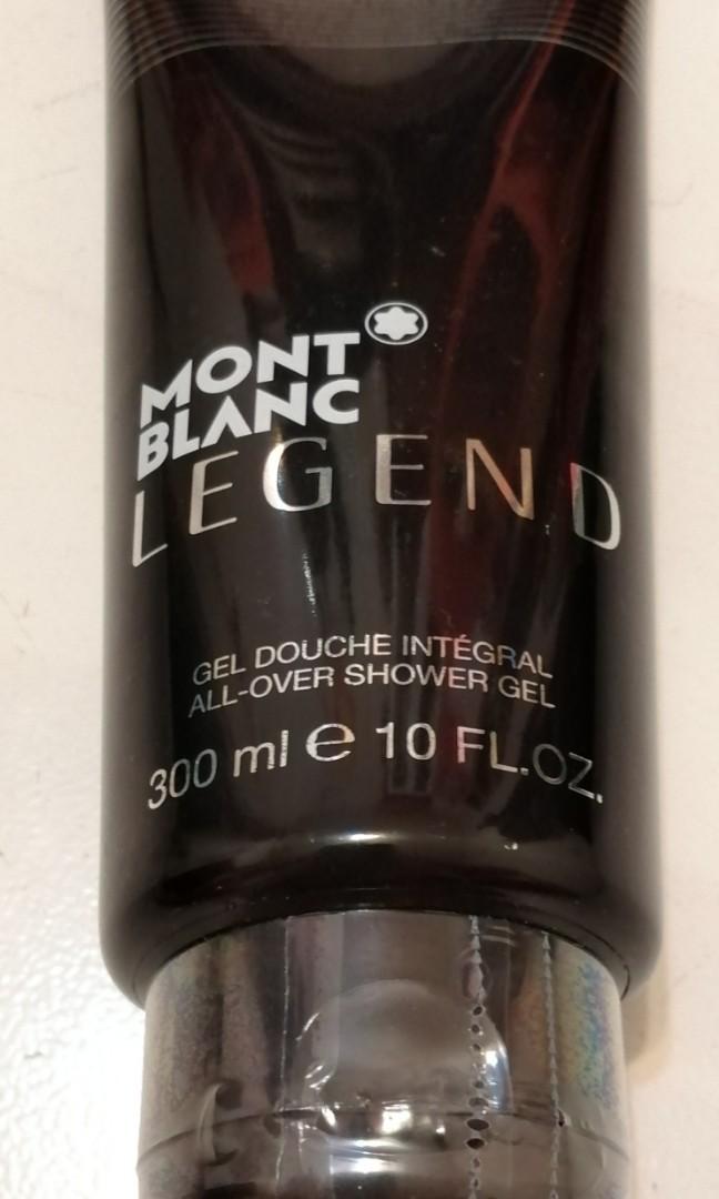 Mont Blanc Legend All-Over Shower Gel