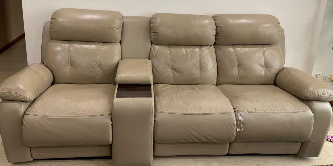 Motorised reclining Sofa