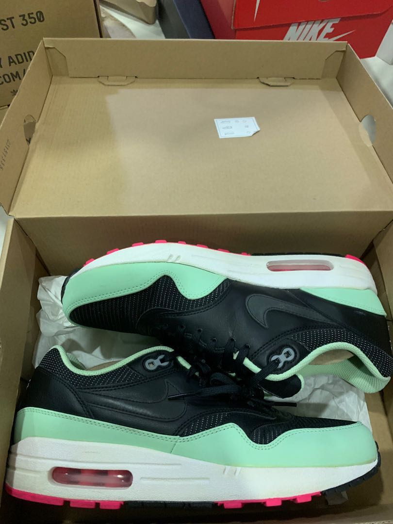 cheap for discount 84017 d1a05 Nike air max 1 fb yeezy, Men s Fashion, Footwear, Sneakers on Carousell