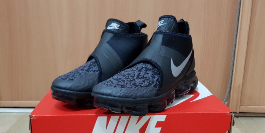size 40 69d11 335db Nike Air Vapormax Chukka Slip 50% off, Men s Fashion, Footwear ...