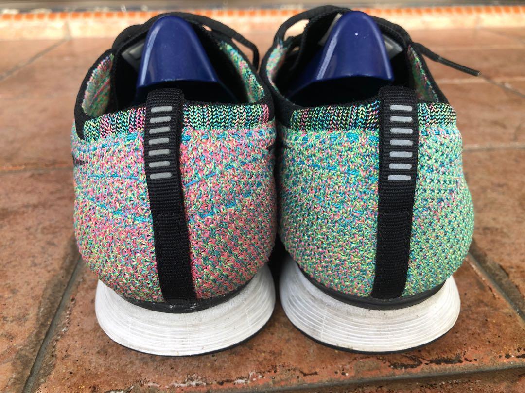 Nike Flyknit Racer Multicolour
