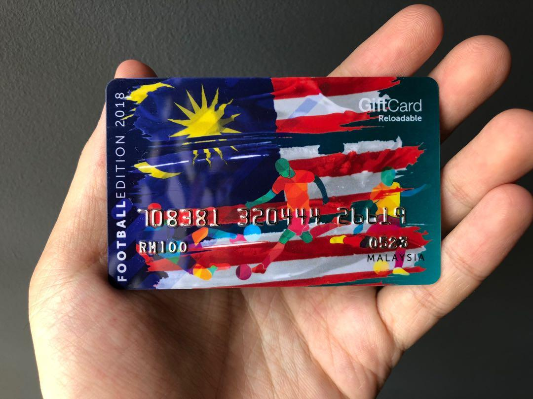 Petronas Reloadable Gift Card