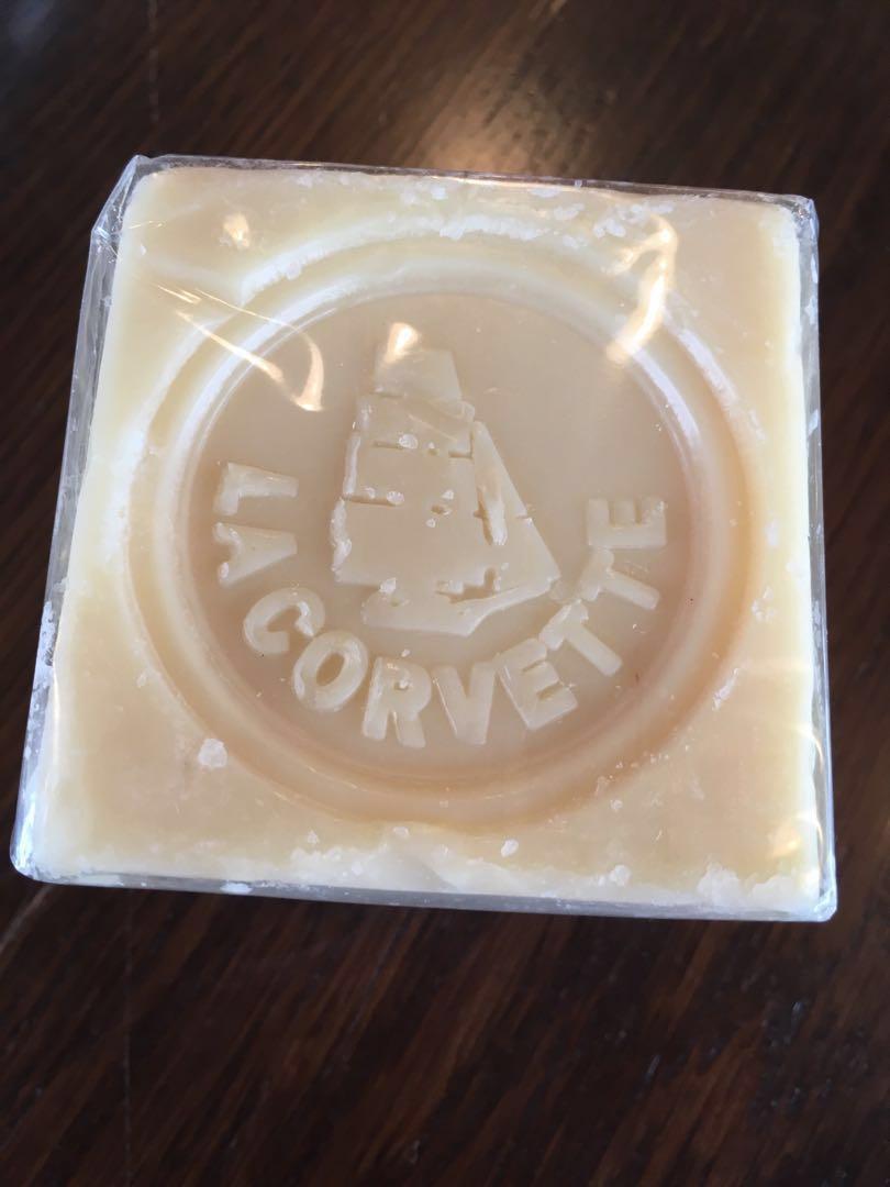 Premium French Soap - La Corvette Savon de Marseille
