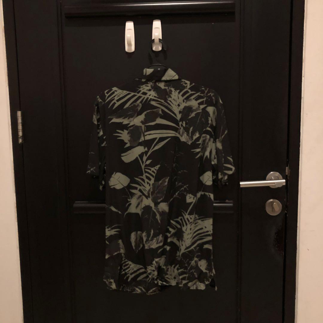 Pull & Bear Resorts Shirt