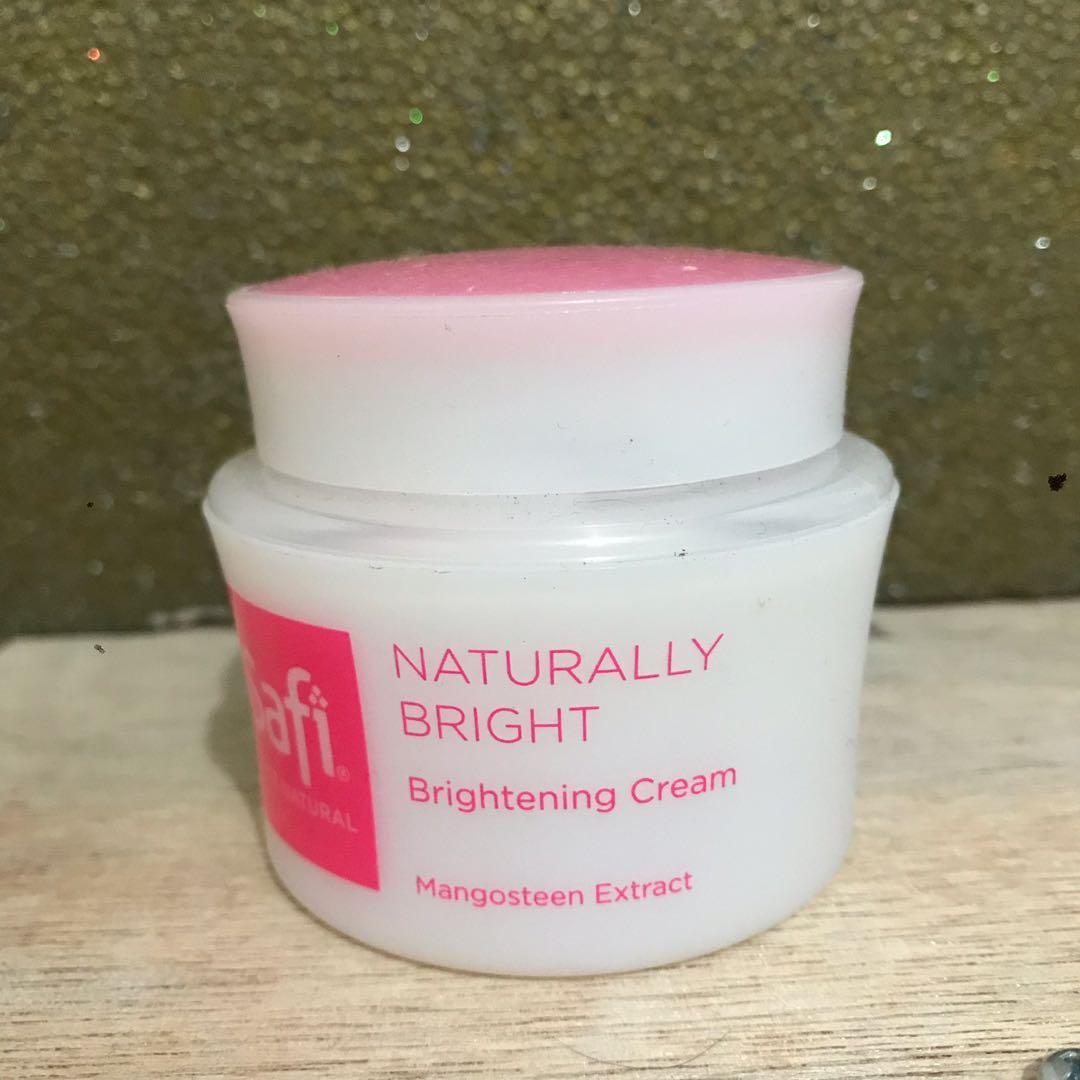 Safi Brightening Cream Mangosteen Extract 20 g