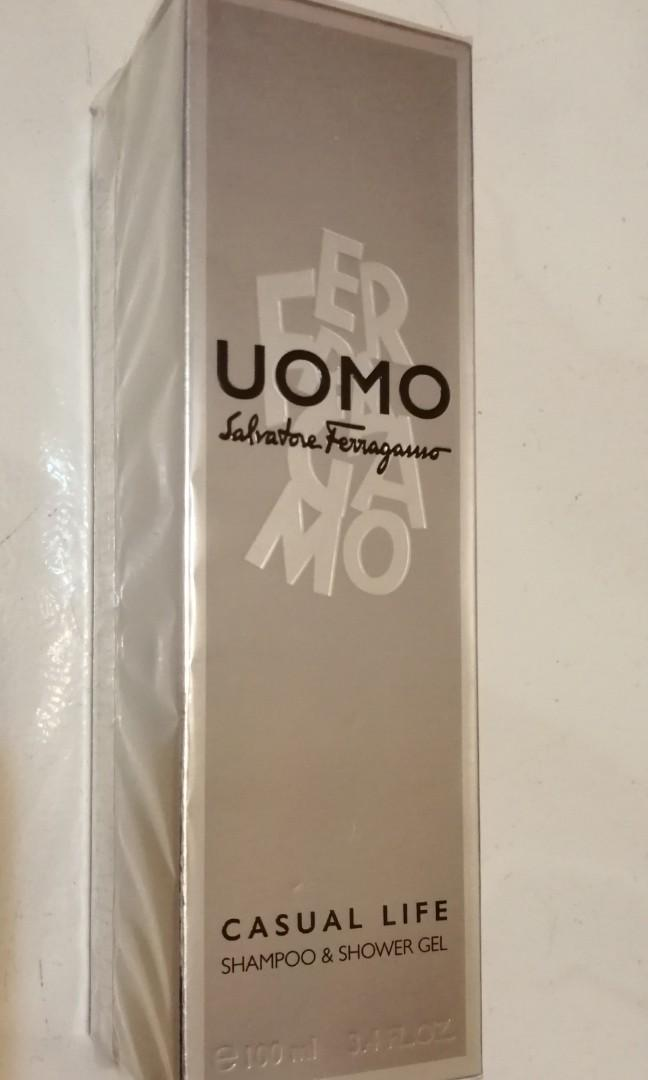 Salvatore Ferragamo Shampoo & Shower Gel