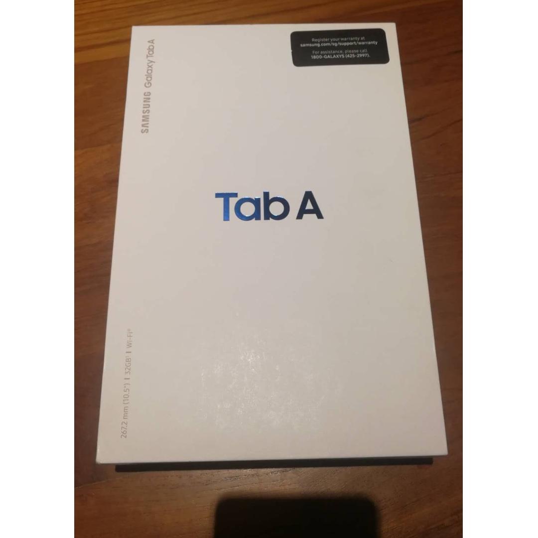 "Samsung Galaxy Tab A (10 5"") | 32GB | LTE Cat 6"