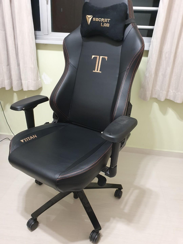 Secret Labs Titan Chair