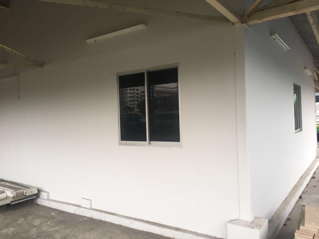 Shed house for rent at Jurong West