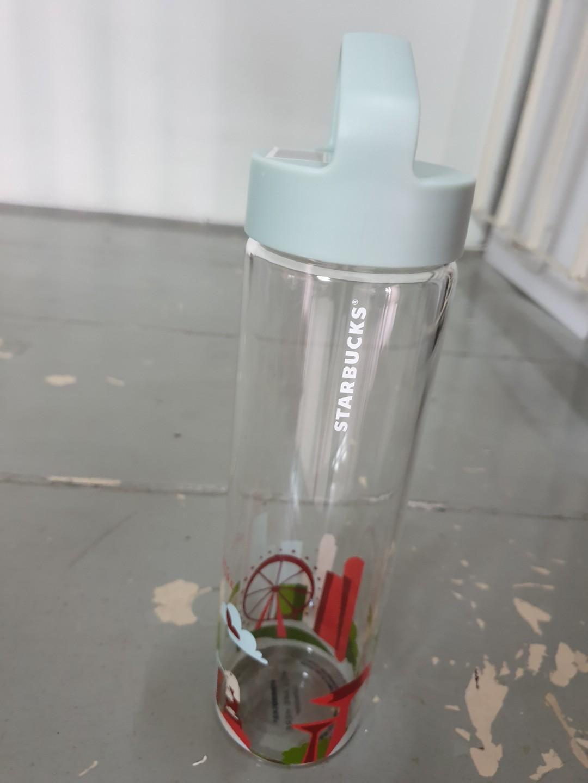 Starbucks Singapore 2018 Glass Bottle
