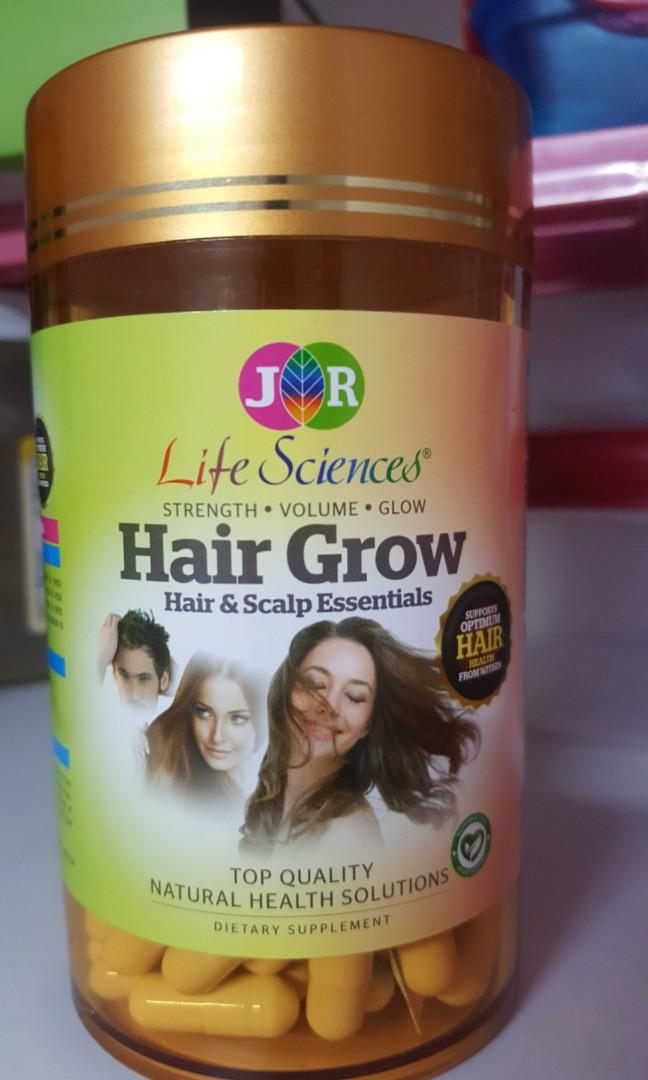 Supplement for hair growth