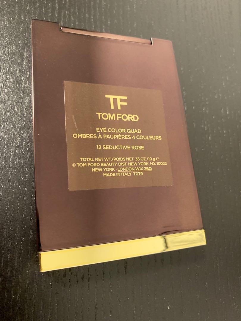 Tom Ford Eye Palette #Seductive Rose