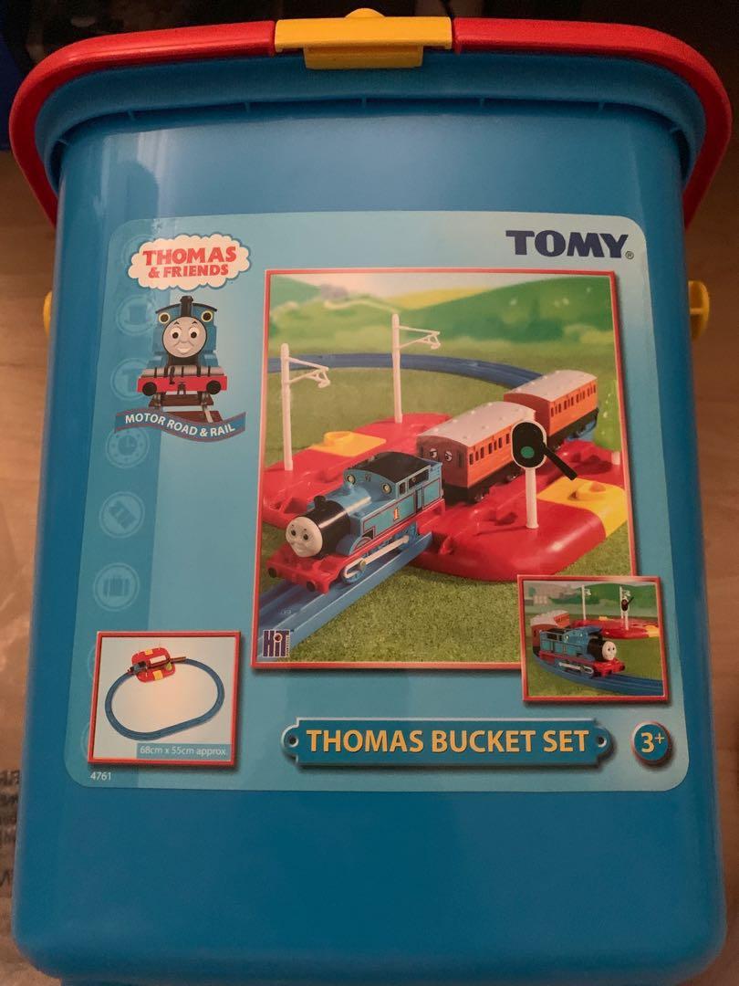 Tomy Thomas Bucket train set #ENDGAMEyourEXCESS