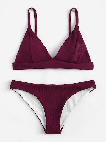 Triangle Bikini Shein / Zaful
