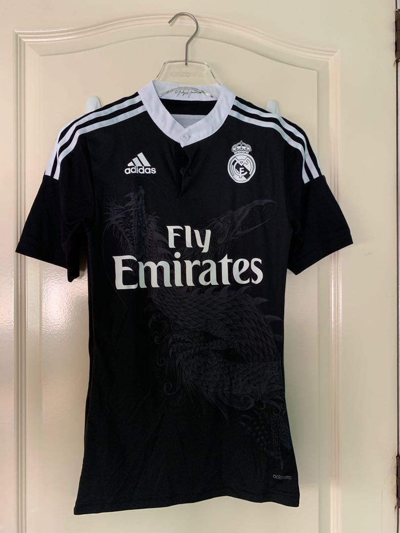 timeless design 95fc5 42112 Y-3 Real Madrid Jersey Kit on Carousell