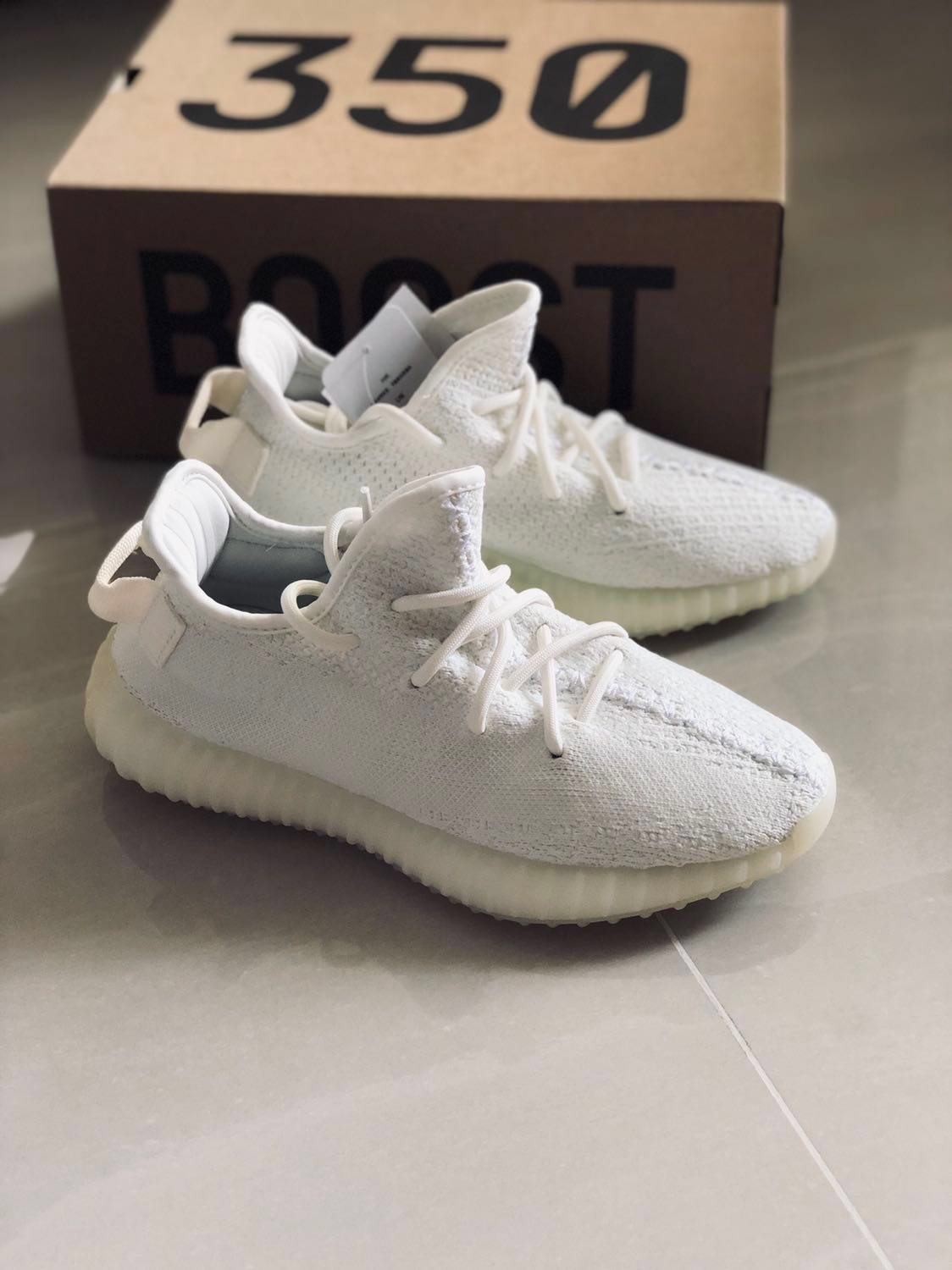 20bbcea5188 Yeezy Boost 350 Cream Uk 4.5