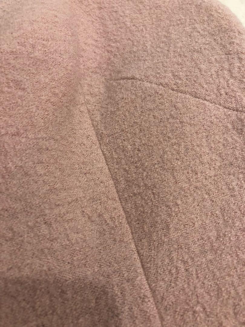 Yeojin bae virgin wool bustier top