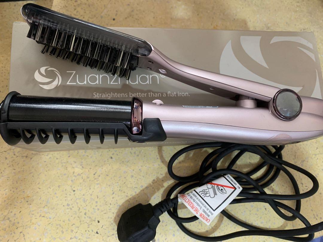 Zuanzhuan 鑽轉 捲髮器 捲髮棒 curling iron