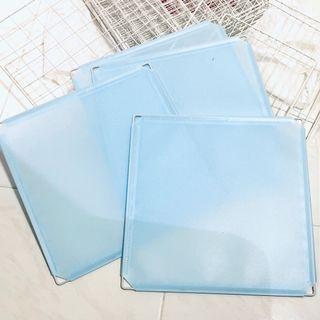 4pcs Light Blue Grids for C&C Cage