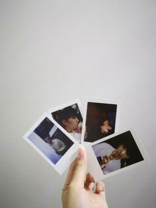 seventeen hoshi diamond edge photocard set